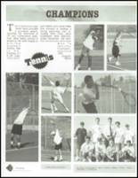 1994 Calabasas High School Yearbook Page 180 & 181