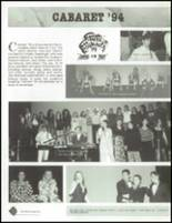 1994 Calabasas High School Yearbook Page 198 & 199