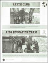 1994 Calabasas High School Yearbook Page 226 & 227