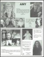 1994 Calabasas High School Yearbook Page 254 & 255