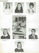 1971 Bishop McDonnell Memorial High School Yearbook Page 32 & 33