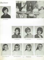 1971 Bishop McDonnell Memorial High School Yearbook Page 34 & 35