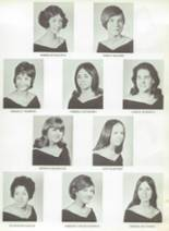 1971 Bishop McDonnell Memorial High School Yearbook Page 66 & 67