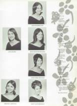 1971 Bishop McDonnell Memorial High School Yearbook Page 68 & 69
