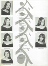 1971 Bishop McDonnell Memorial High School Yearbook Page 72 & 73