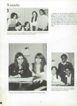 1971 Bishop McDonnell Memorial High School Yearbook Page 92 & 93