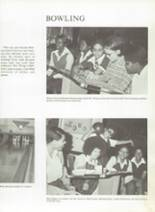 1971 Bishop McDonnell Memorial High School Yearbook Page 108 & 109