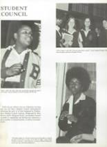 1971 Bishop McDonnell Memorial High School Yearbook Page 110 & 111