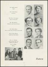 1954 Thomasville High School Yearbook Page 12 & 13