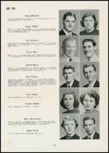 1954 Thomasville High School Yearbook Page 26 & 27
