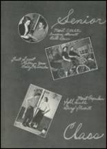 1954 Thomasville High School Yearbook Page 32 & 33