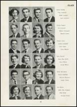 1954 Thomasville High School Yearbook Page 40 & 41