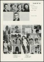 1954 Thomasville High School Yearbook Page 42 & 43
