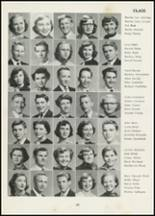 1954 Thomasville High School Yearbook Page 44 & 45