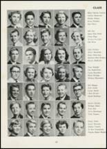 1954 Thomasville High School Yearbook Page 46 & 47
