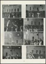 1954 Thomasville High School Yearbook Page 48 & 49