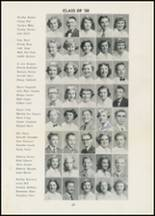 1954 Thomasville High School Yearbook Page 52 & 53