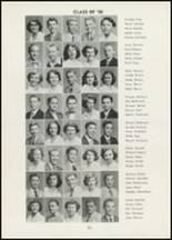 1954 Thomasville High School Yearbook Page 54 & 55
