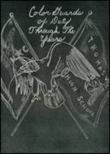 1954 Thomasville High School Yearbook Page 58 & 59