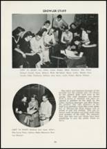 1954 Thomasville High School Yearbook Page 62 & 63