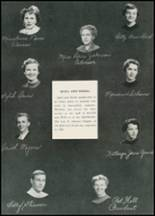 1954 Thomasville High School Yearbook Page 64 & 65