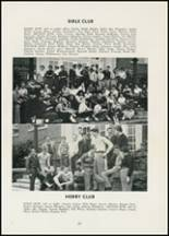 1954 Thomasville High School Yearbook Page 70 & 71