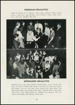 1954 Thomasville High School Yearbook Page 72 & 73