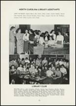 1954 Thomasville High School Yearbook Page 74 & 75