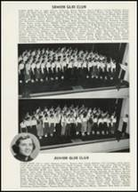 1954 Thomasville High School Yearbook Page 78 & 79