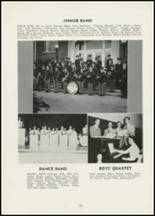 1954 Thomasville High School Yearbook Page 80 & 81