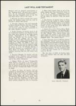1954 Thomasville High School Yearbook Page 96 & 97