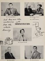 1954 Rye High School Yearbook Page 10 & 11