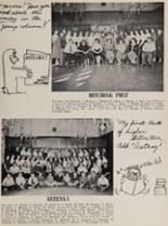 1954 Rye High School Yearbook Page 18 & 19