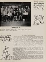 1954 Rye High School Yearbook Page 20 & 21