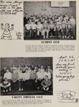 1954 Rye High School Yearbook Page 22 & 23