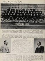 1954 Rye High School Yearbook Page 24 & 25