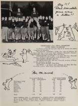 1954 Rye High School Yearbook Page 26 & 27