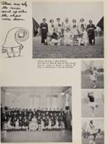 1954 Rye High School Yearbook Page 28 & 29