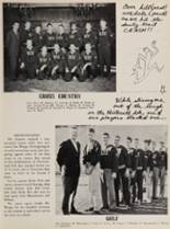 1954 Rye High School Yearbook Page 30 & 31