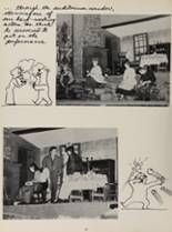 1954 Rye High School Yearbook Page 32 & 33