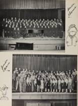 1954 Rye High School Yearbook Page 34 & 35