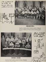 1954 Rye High School Yearbook Page 36 & 37