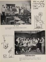 1954 Rye High School Yearbook Page 38 & 39