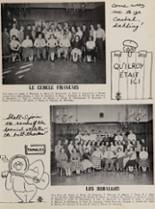1954 Rye High School Yearbook Page 40 & 41