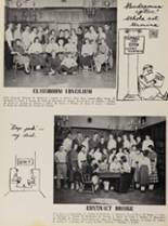 1954 Rye High School Yearbook Page 42 & 43
