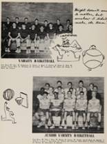1954 Rye High School Yearbook Page 46 & 47