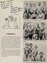 1954 Rye High School Yearbook Page 48 & 49