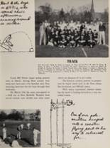 1954 Rye High School Yearbook Page 50 & 51