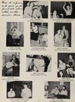 1954 Rye High School Yearbook Page 54 & 55