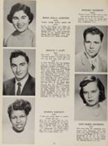 1954 Rye High School Yearbook Page 60 & 61